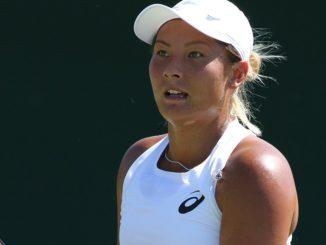 Tara Moore records the greatest comeback in tennis