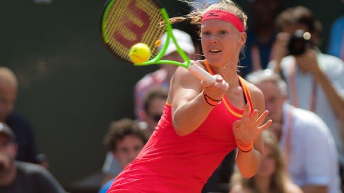 Kiki Bertens racquet specifications