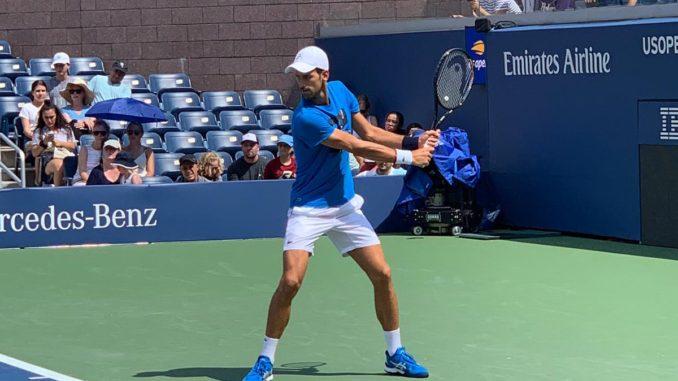 Novak Djokovic v Jenson Brooksby Live Streaming & Predictions