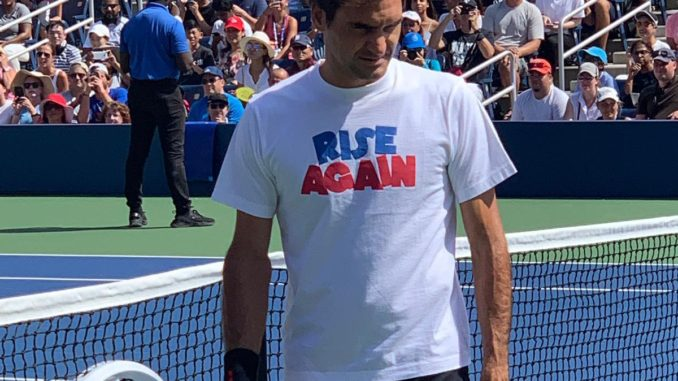 Roger Federer criticised