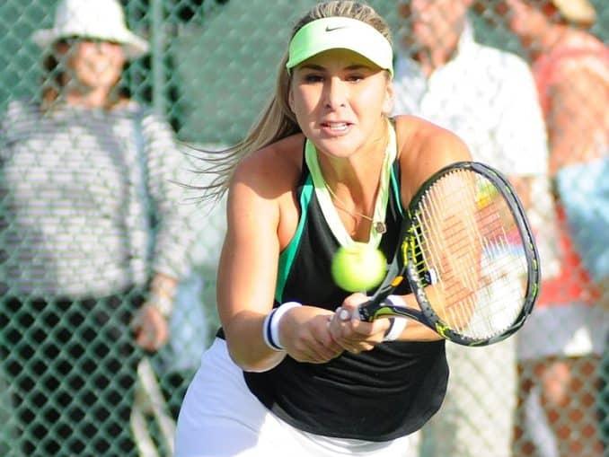 Belinda Bencic v Alize Cornet Live Streaming German Open