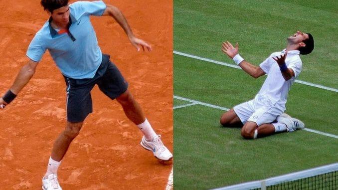 Federer-Djokovic Rivalry at the Australian Open