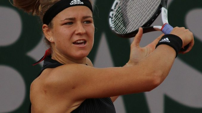 Karolina Muchova v Danka Kovinic live streaming and predictions
