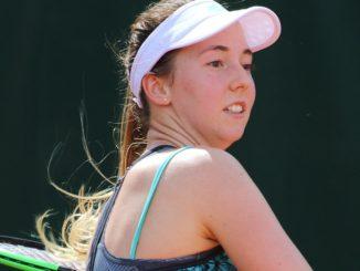 Camila Giorgi vs Nina Stojanovic WTA Lyon Live