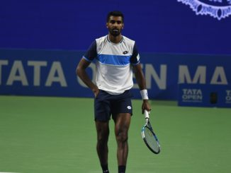 Prajnesh Gunneswaran is the last remaining Indian in Pune Open