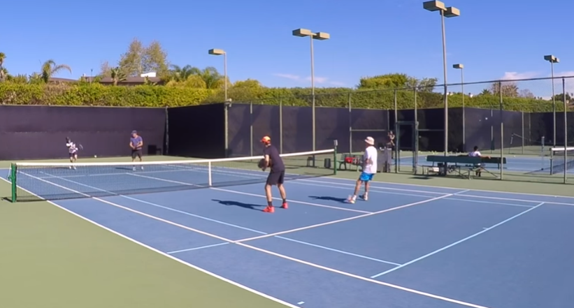 Pop Tennis