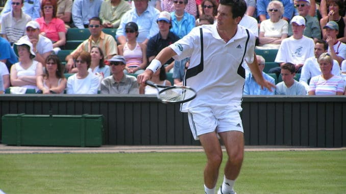 Tim Henman Could Have Won a Grand Slam?