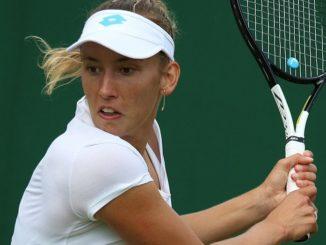 Elise Mertens v Aliaksandra Sasnovich
