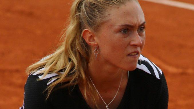 Aliaksandra Sasnovich v Weronika Baszak Live Streaming WTA Poland Open