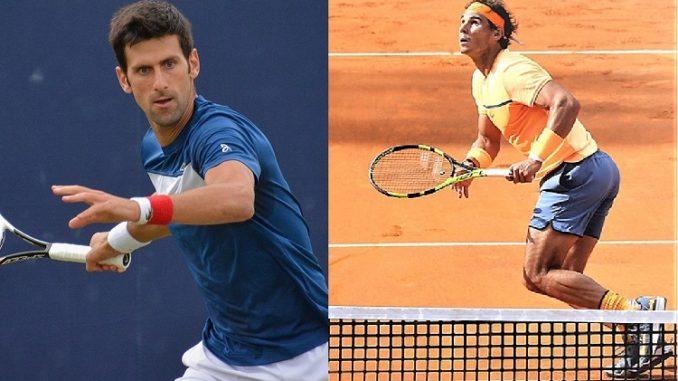 Novak Djokovic v Rafael Nadal live streaming and predictions