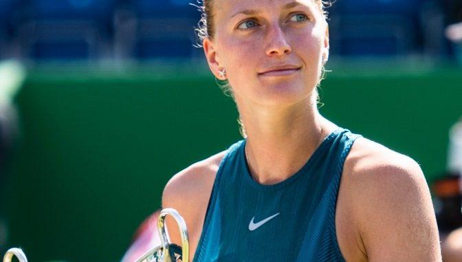 Petra Kvitova v Sloane Stephens Live Streaming Wimbledon