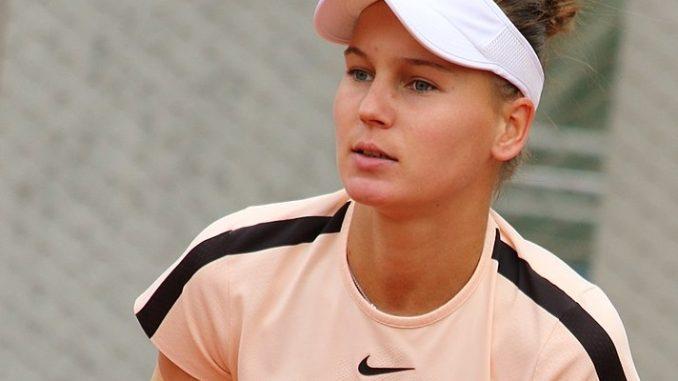 Veronika Kudermetova v Viktorija Golubic live streaming and predictions