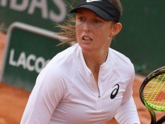 Nuria Parrizas Diaz v Storm Sanders Live Streaming WTA Prague
