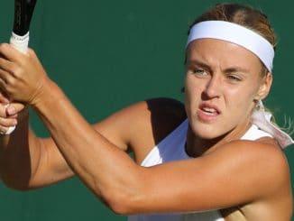Anna Karolina Schmiedlova v Anna Bondar Live Streaming Poland Open
